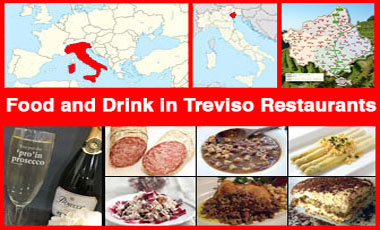 Food and Drink in Treviso Restaurants